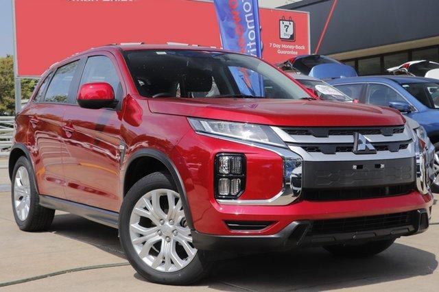 Used Mitsubishi ASX XD MY20 ES 2WD Toowoomba, 2019 Mitsubishi ASX XD MY20 ES 2WD Red 1 Speed Constant Variable Wagon