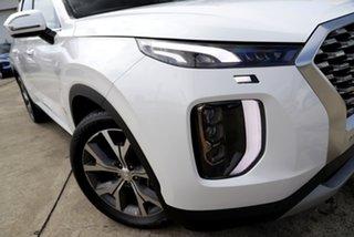 2021 Hyundai Palisade LX2.V2 MY22 Elite AWD White Cream 8 Speed Sports Automatic Wagon.