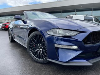 2020 Ford Mustang FN 2020MY GT Blue 10 Speed Sports Automatic Convertible.