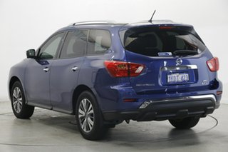 2020 Nissan Pathfinder R52 Series III MY19 ST-L X-tronic 4WD Blue 1 Speed Constant Variable Wagon