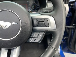 2020 Ford Mustang FN 2020MY GT Blue 10 Speed Sports Automatic Convertible