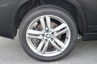 2018 BMW X1 F48 sDrive20i DCT Steptronic Black 7 Speed Sports Automatic Dual Clutch Wagon