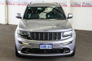 2014 Jeep Grand Cherokee WK MY14 SRT 8 (4x4) 8 Speed Automatic Wagon