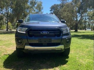 2019 Ford Ranger PX MkIII MY19 Wildtrak 3.2 (4x4) Grey 6 Speed Automatic Double Cab Pick Up.