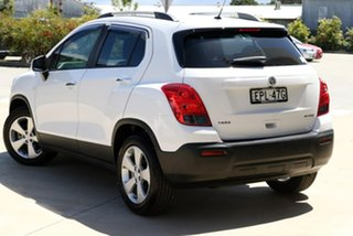 2016 Holden Trax TJ MY16 Active White 6 Speed Automatic Wagon.