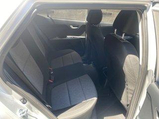 2021 Kia Stonic YB MY22 S FWD Silky Silver 6 Speed Automatic Wagon