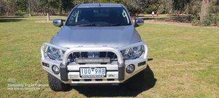 2018 Mitsubishi Triton MQ MY18 GLX Double Cab Silver 5 Speed Sports Automatic Utility.