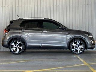 2021 Volkswagen T-Cross C1 MY21 85TSI DSG FWD Style Grey 7 Speed Sports Automatic Dual Clutch Wagon.