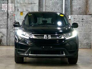2019 Honda CR-V RW MY19 Vi FWD Black 1 Speed Constant Variable Wagon.