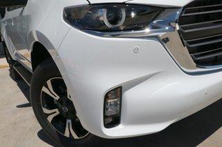 2021 Mazda BT-50 TFS40J GT Ice White 6 Speed Sports Automatic Utility.