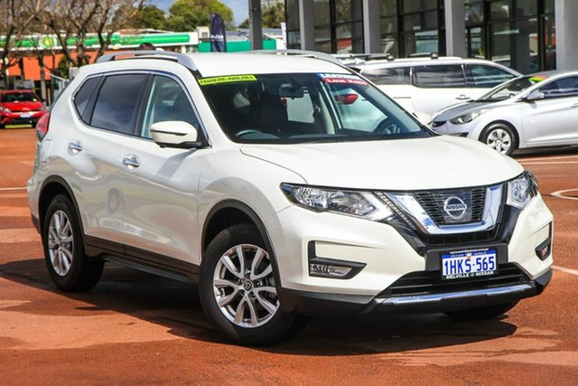 Used Nissan X-Trail T32 Series III MY20 ST-L X-tronic 2WD Attadale, 2020 Nissan X-Trail T32 Series III MY20 ST-L X-tronic 2WD Ivory Pearl 7 Speed Constant Variable