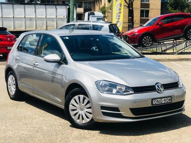 Used Volkswagen Golf VII MY17 92TSI Liverpool, 2017 Volkswagen Golf VII MY17 92TSI Silver 6 Speed Manual Hatchback
