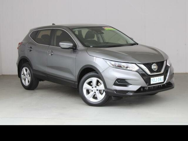Used Nissan Qashqai MY20 ST Belconnen, 2020 Nissan Qashqai MY20 ST Continuous Variable Wagon