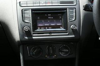 2015 Volkswagen Polo 6R MY15 66 TSI Trendline Black 7 Speed Auto Direct Shift Hatchback