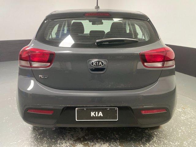 Used Kia Rio YB MY21 Sport Hamilton, 2021 Kia Rio YB MY21 Sport Grey 6 Speed Automatic Hatchback