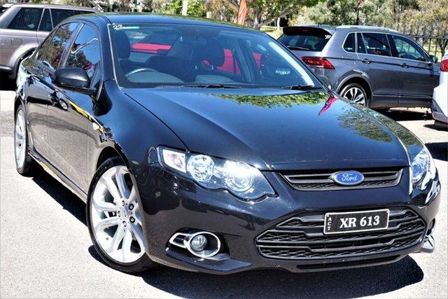 Used Ford Falcon FG MkII XR6 Turbo Phillip, 2013 Ford Falcon FG MkII XR6 Turbo Black 6 Speed Sports Automatic Sedan