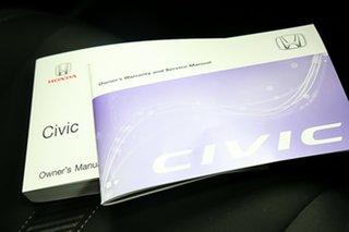 2017 Honda Civic 10th Gen MY17 VTi-S Grey 1 Speed Constant Variable Sedan