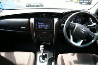 2018 Toyota Fortuner GUN156R MY18 GXL Grey 6 Speed Automatic Wagon
