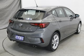 2017 Holden Astra BK MY17 RS Grey 6 Speed Sports Automatic Hatchback