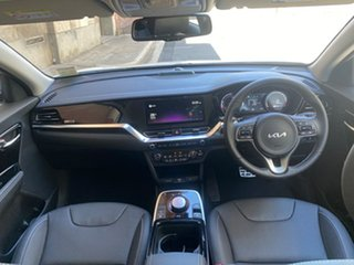 2021 Kia Niro DE 22MY EV 2WD Sport Clear White 1 Speed Reduction Gear Wagon