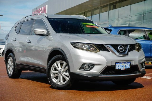 Used Nissan X-Trail T32 ST-L X-tronic 2WD Osborne Park, 2014 Nissan X-Trail T32 ST-L X-tronic 2WD Grey 7 Speed Constant Variable Wagon