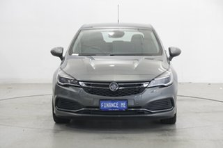 2017 Holden Astra BK MY17 RS Grey 6 Speed Sports Automatic Hatchback.