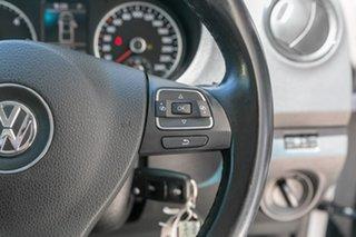 2014 Volkswagen Amarok 2H MY14 TDI420 4Motion Perm White 8 Speed Automatic Utility