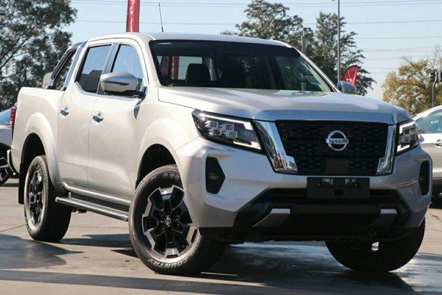 New Nissan Navara D23 MY21 ST-X Phillip, 2021 Nissan Navara D23 MY21 ST-X Brilliant Silver 7 Speed Sports Automatic Utility