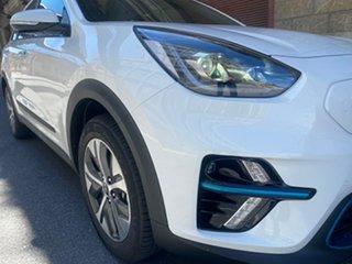 2021 Kia Niro DE 22MY EV 2WD Sport Clear White 1 Speed Reduction Gear Wagon.