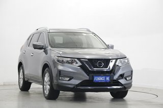2019 Nissan X-Trail T32 Series II ST-L X-tronic 4WD Silver 7 Speed Constant Variable Wagon