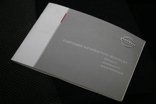 2017 Nissan Pathfinder R52 Series II MY17 ST X-tronic 2WD Diamond Black 1 Speed Constant Variable