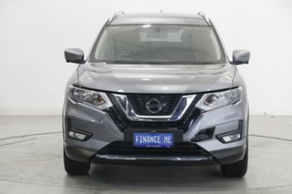 2019 Nissan X-Trail T32 Series II ST-L X-tronic 4WD Silver 7 Speed Constant Variable Wagon.