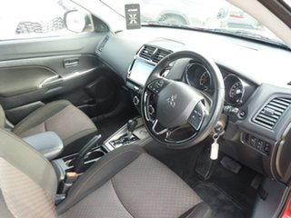 2018 Mitsubishi ASX XC MY18 LS 2WD ADAS Red 1 Speed Constant Variable Wagon