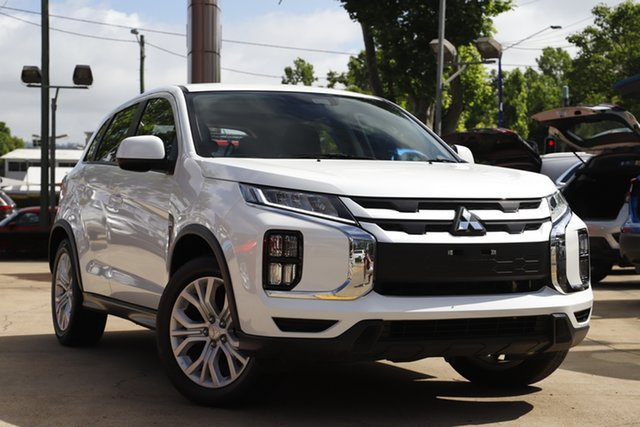 Used Mitsubishi ASX XD MY20 ES 2WD Toowoomba, 2019 Mitsubishi ASX XD MY20 ES 2WD White 1 Speed Constant Variable Wagon