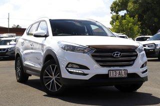 2016 Hyundai Tucson TL Elite 2WD White 6 Speed Sports Automatic Wagon.