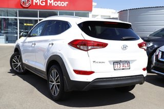 2016 Hyundai Tucson TL Elite 2WD White 6 Speed Sports Automatic Wagon