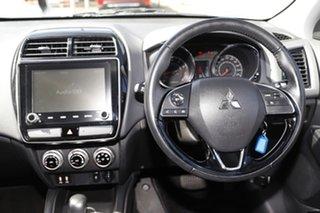 2019 Mitsubishi ASX XD MY20 ES 2WD White 1 Speed Constant Variable Wagon