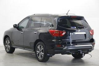2017 Nissan Pathfinder R52 Series II MY17 ST X-tronic 2WD Diamond Black 1 Speed Constant Variable.