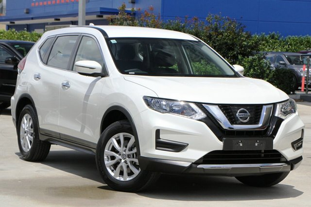 Used Nissan X-Trail T32 Series II ST X-tronic 2WD Aspley, 2019 Nissan X-Trail T32 Series II ST X-tronic 2WD White 7 Speed Constant Variable Wagon