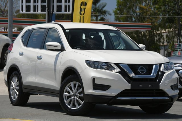 Used Nissan X-Trail T32 Series II ST X-tronic 2WD Aspley, 2018 Nissan X-Trail T32 Series II ST X-tronic 2WD White 7 Speed Constant Variable Wagon