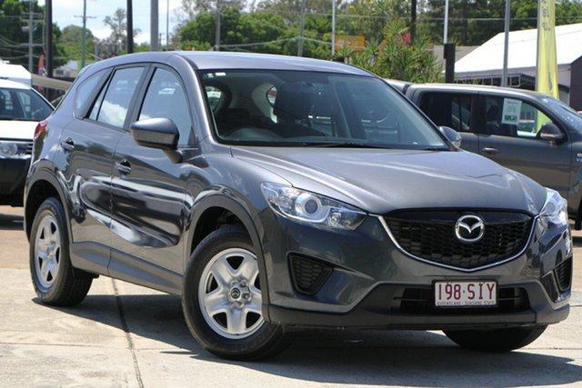 Used Mazda CX-5 KE1071 Maxx SKYACTIV-Drive AWD Bundamba, 2012 Mazda CX-5 KE1071 Maxx SKYACTIV-Drive AWD Blue 6 Speed Sports Automatic Wagon