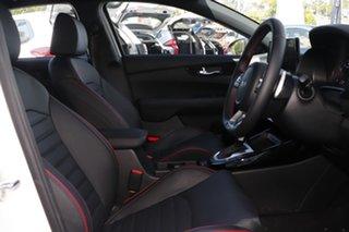 2021 Kia Cerato Snow White Pearl Automatic Hatchback