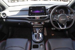 2021 Kia Cerato Snow White Pearl Automatic Hatchback.